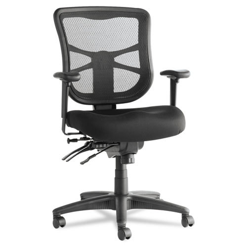 Mesh Mid-Back Multifunction Chair